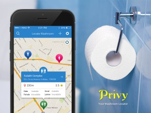 Private: Privy – Washroom Locator App