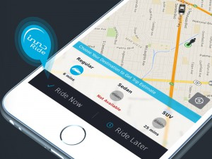 Inno Ride – The Best Cab App Solution