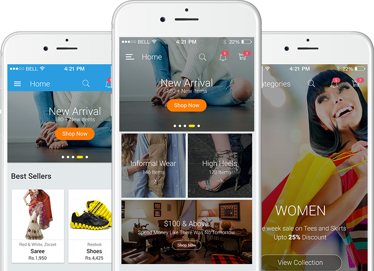 M-Commerce App