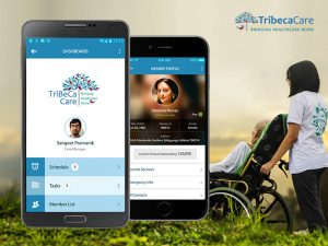 Private: Tribeca Care – Elderly Care App