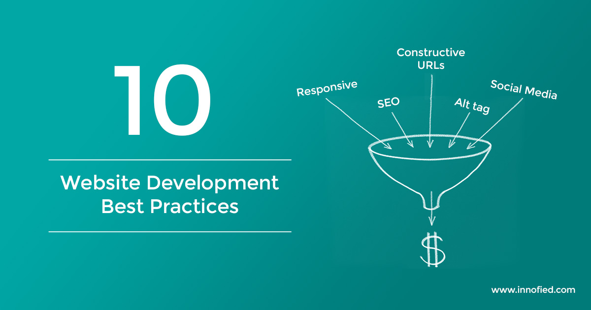 website development best practices