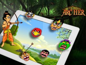 Private: The Little Indian Archer – Archery Game App For All