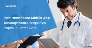 healthcare mobile app development companies featured image