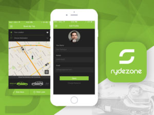 Private: RydeZone – The Safest Ride App for Women