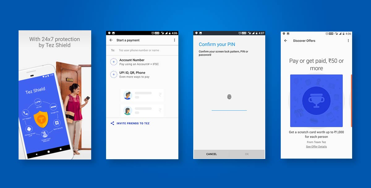 Google-Tez-vs-Apps-Like-Paytm-Wallet