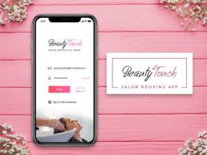 beautytouch- beauty salon app
