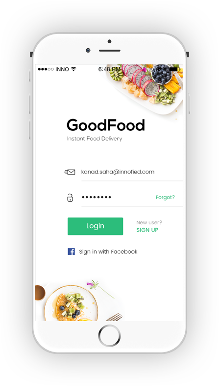 Top On Demand Food Delivery App Development USA, Food Ordering App