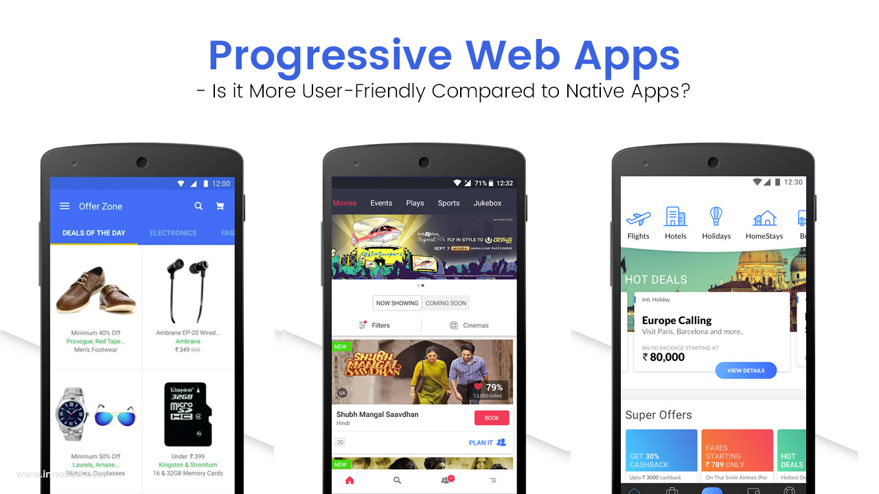 Progressive web apps is the future of web app development