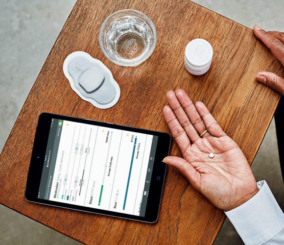 iot healthcare solution smart pills