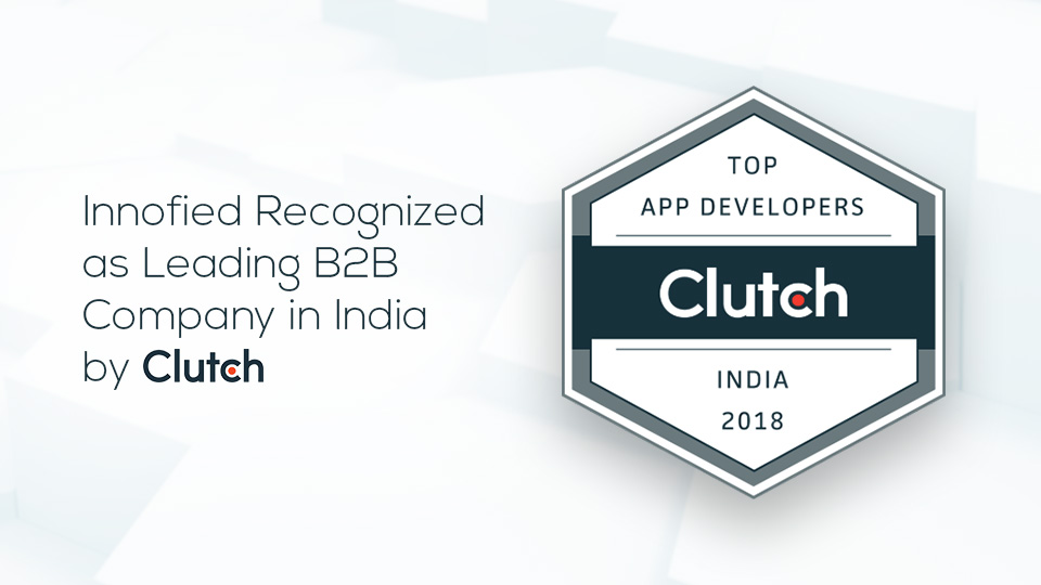 Innofied is now the Top mobile app developers in India