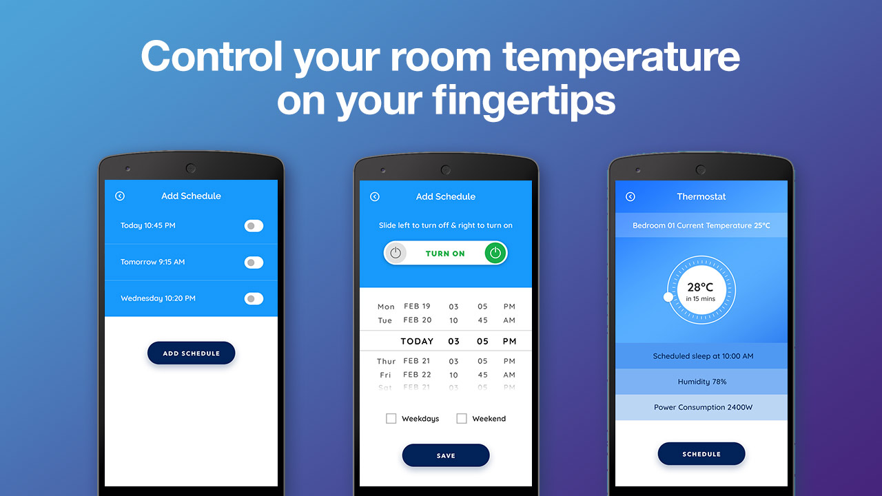 smart home automation solution