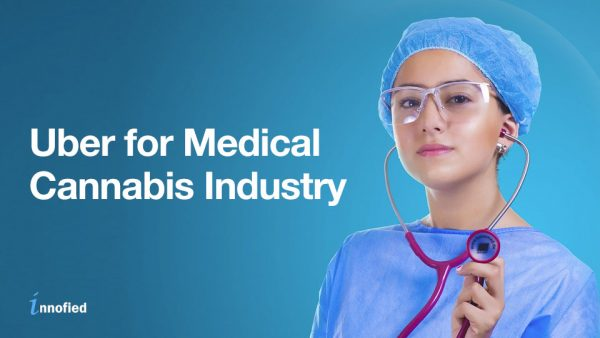 uber for medical cannabis industry