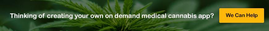 uber for medical marjuana industry