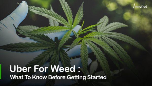 Medical marijuana delivery app development
