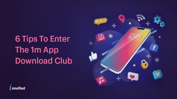 one million app installs