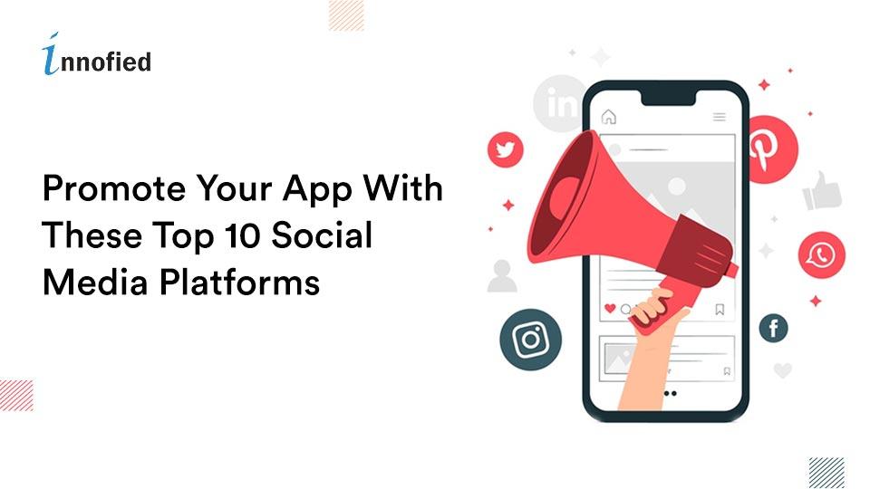 promote app on social media