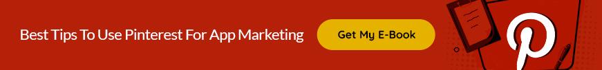 pinterest app promotion