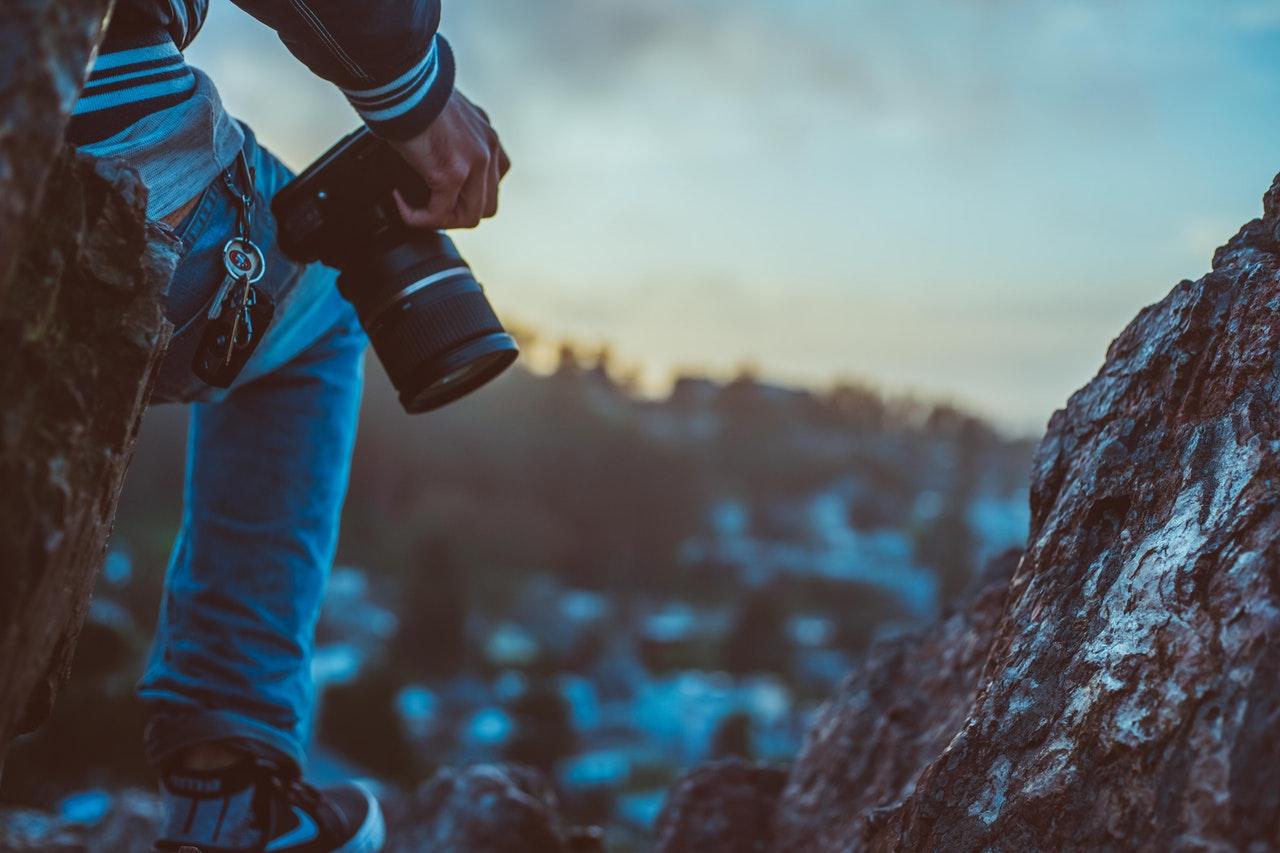 On-Demand Photography App Development