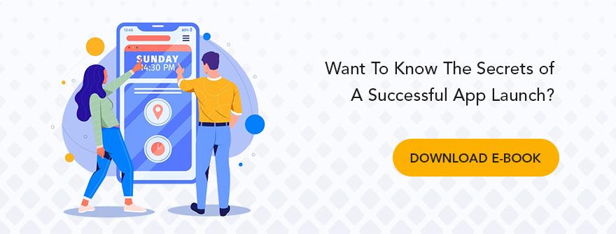 app launch secrets