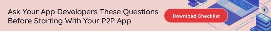P2P payment app development