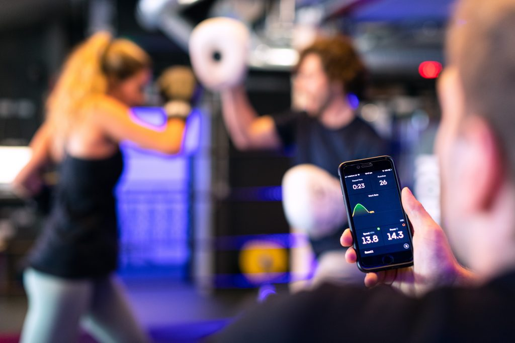 fitness app developer