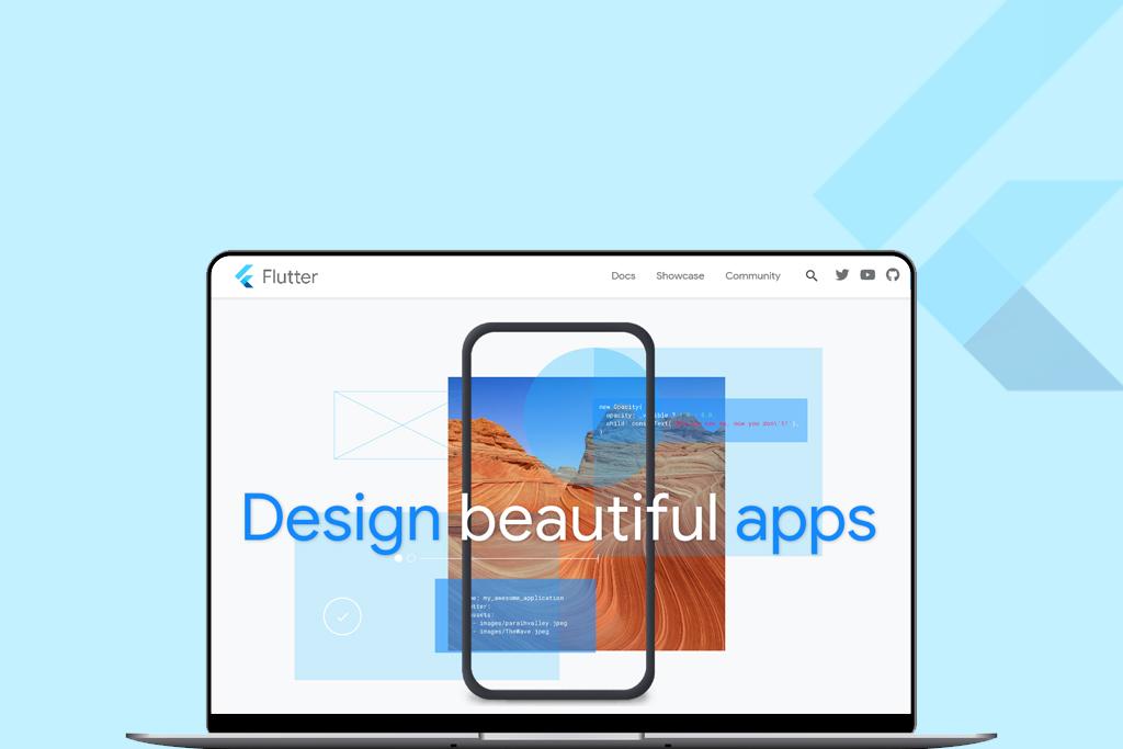 flutter design