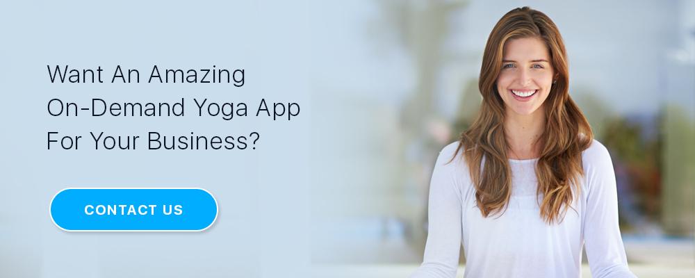 on demand yoga app development