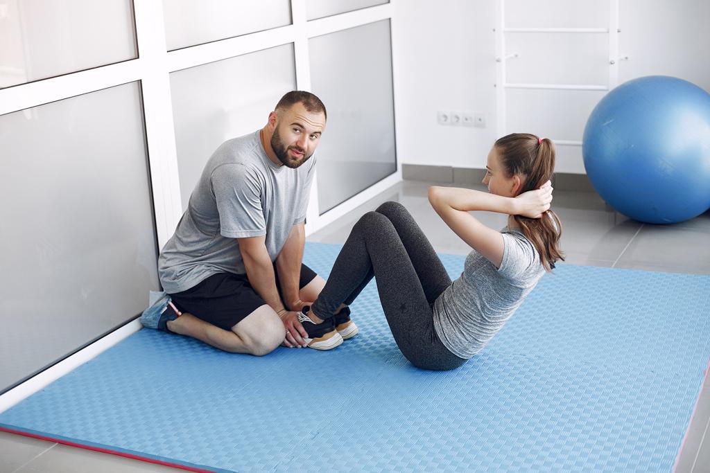 on-demand fitness coach app