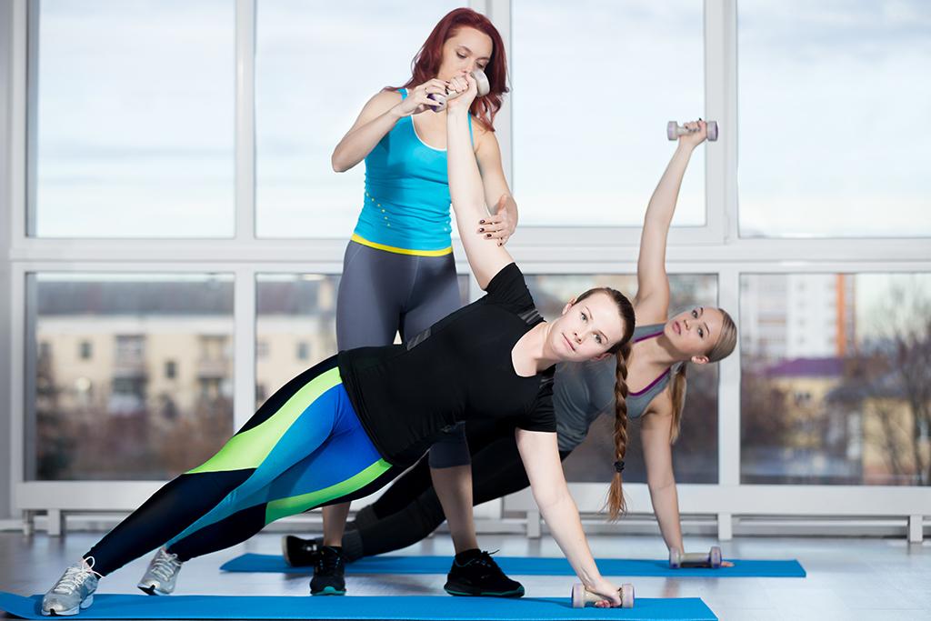 fitness coach app