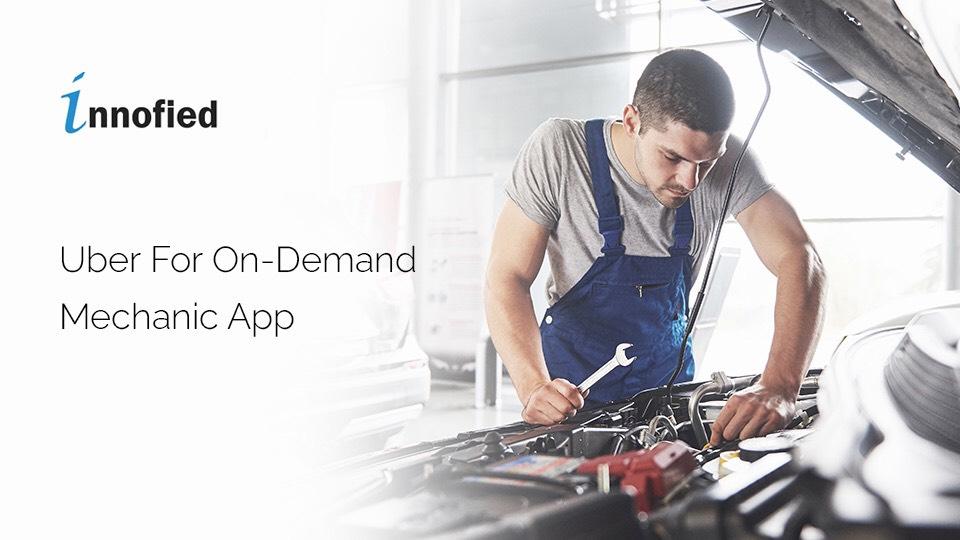 uber for on-demand mechanic app