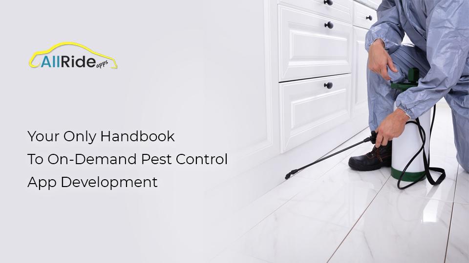 on-demand pest control app